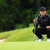 前年度の覇者は13位Tとまずまず 2017年 ヨネックスレディスゴルフトーナメント 2日目 ポラニ・チュティチャイ