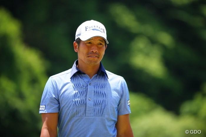 清田プロはフォーティーンなんだね。 2017年 日本ツアー選手権 森ビル杯 Shishido Hills 3日目 清田太一郎