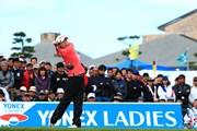 2017年 ヨネックスレディスゴルフトーナメント 最終日 キム・ヒョジュン