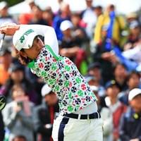 ホステスプロは40位Tでフィニッシュ 2017年 ヨネックスレディスゴルフトーナメント 最終日 若林舞衣子