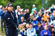 2017年 ヨネックスレディスゴルフトーナメント 最終日 木戸愛