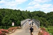 2017年 日本ツアー選手権 森ビル杯 Shishido Hills 最終日 橋
