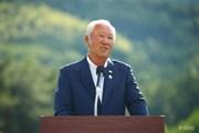 2017年 日本ツアー選手権 森ビル杯 Shishido Hills 最終日 青木功