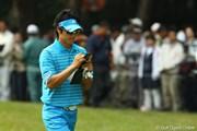 2009年 日本オープンゴルフ選手権競技 3日目 石川遼 スコアカード