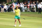 2017年 サントリーレディスオープンゴルフトーナメント 3日目 宮里藍