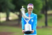 2017年 サントリーレディスオープンゴルフトーナメント 最終日 キム・ハヌル