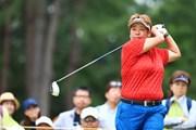 2017年 サントリーレディスオープンゴルフトーナメント 最終日 表純子