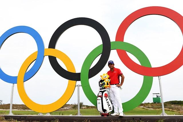 リオ五輪で112年ぶりにオリンピック種目に復帰したゴルフ(Getty Images/Ross Kinnaird)