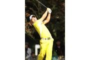2009年 日本オープンゴルフ選手権競技 最終日 藤本佳則
