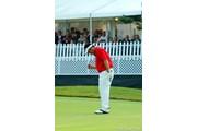 2009年 日本オープンゴルフ選手権競技 最終日 小田龍一