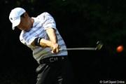 2009年 日本オープンゴルフ選手権競技 最終日 今野康晴6番ティショット