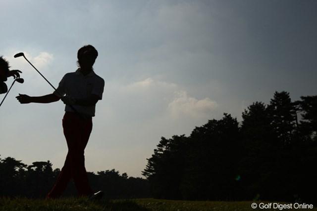 2009年 日本オープンゴルフ選手権競技 最終日 石川遼10番ホール 「バーディゲット!!こっから巻き返すぜっ!」