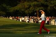2009年 日本オープンゴルフ選手権競技 最終日 石川遼17番ホール