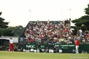 2009年 日本オープンゴルフ選手権競技 最終日 石川遼プレーオフ2ホール目