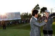 2009年 富士通レディース最終日 ニッキー・キャンベル
