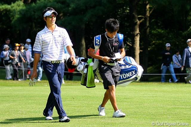 石川遼/ニュース 初のWGC出場を正式に表明した石川遼