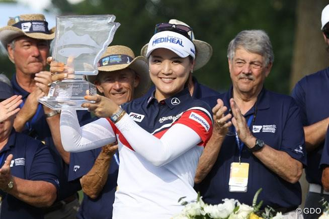ユ・ソヨンが今季2勝目で世界ランク1位に 宮里藍は米ツアー復帰戦66位