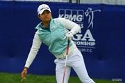 2017年 KPMG女子PGA選手権 事前 野村敏京