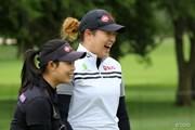 2017年 KPMG女子PGA選手権 事前 モリヤ・ジュタヌガン アリヤ・ジュタヌガン