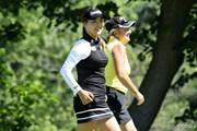 2017年 KPMG女子PGA選手権 事前 ユ・ソヨン