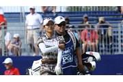 2017年 KPMG女子PGA選手権 初日