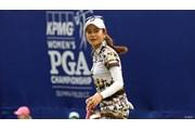 2017年 KPMG女子PGA選手権 初日 宮里藍