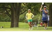 2017年 KPMG女子PGA選手権 2日目 宮里藍