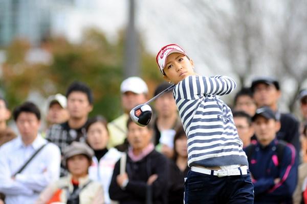 桃子、3日間スコアを2つずつ伸ばして28位タイで終了