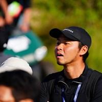 北島さんも観戦に来てた。 2017年 全英オープン 3日目 北島康介