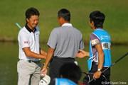 2009年 マイナビABCチャンピオンシップゴルフトーナメント 初日 星野英正