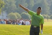 2009年 マイナビABCチャンピオンシップゴルフトーナメント 初日 小田龍一