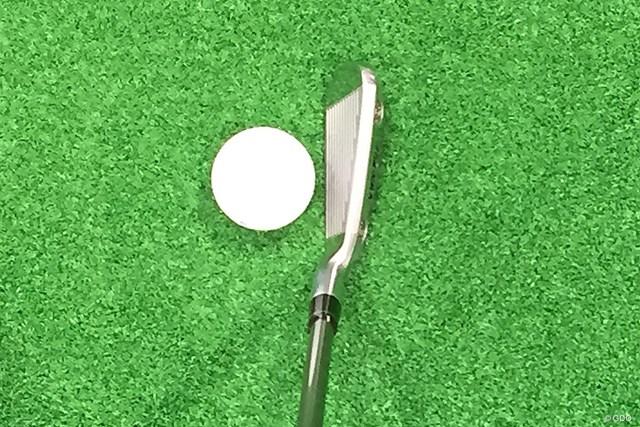 新製品レポート 本間ゴルフ ツアーワールド TW-U フォージド 画像02