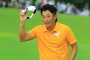 2017年 ダンロップ・スリクソン福島オープン 最終日 宮本勝昌