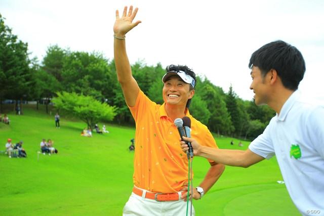 最終日にコースレコードに並ぶ「63」。宮本勝昌はバーディラッシュで逆転勝利を飾った