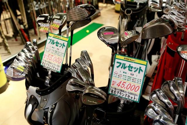 初心者クラブ選び 第1回「ゴルフクラブは何を揃えればいいの?」