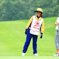二人とも仲が良さそうで 2017年 北海道meijiカップ 2日目 山田成美