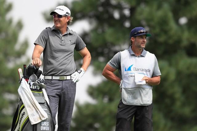 PGAツアー初勝利を目指すグレッグ・オーウェンが首位に浮上(Marianna Massey/Getty Images)