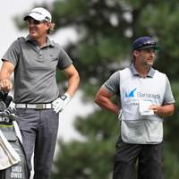 PGAツアー初勝利を目指すグレッグ・オーウェンが首位に浮上(Marianna Massey/Getty Images) 2017年 バラクーダ選手権 3日目 グレッグ・オーウェン