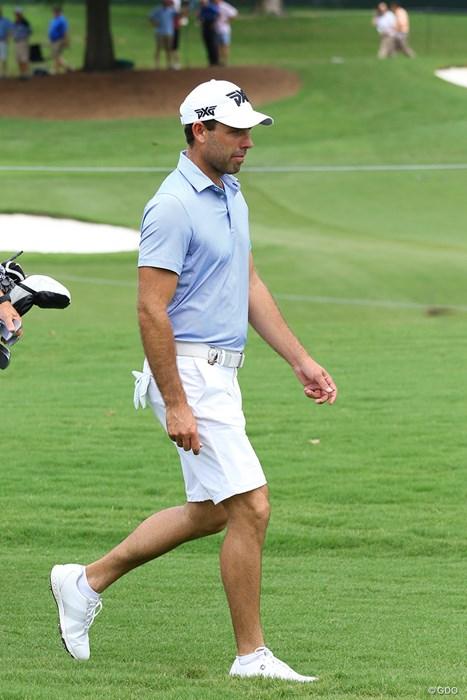 このスタイルでグリーンジャケットを着たら、どうなるんだろう? 2017年 全米プロゴルフ選手権 事前 シャール・シュワルツェル ショートパンツ