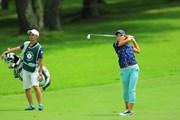 2017年 NEC軽井沢72ゴルフトーナメント 2日目 山田成美