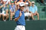 2017年 全米プロゴルフ選手権 3日目 ジャスティン・トーマス