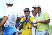 2017年 全米プロゴルフ選手権 3日目 松山英樹