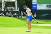 2017年 NEC軽井沢72ゴルフトーナメント 最終日 キム・ハヌル