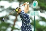 2017年 NEC軽井沢72ゴルフトーナメント 最終日 吉田弓美子