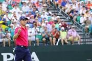 2017年 全米プロゴルフ選手権 最終日 ジャスティン・トーマス