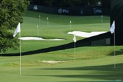 2017年 全米プロゴルフ選手権 最終日 練習場