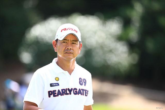 2014年大会のチャンピオン、藤田寛之が今季ベストの2位発進
