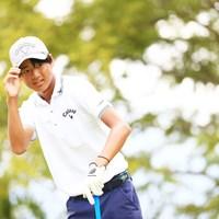 やっぱ遼君に似てるね 2017年 RIZAP KBCオーガスタゴルフトーナメント 初日 石川航