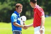 2017年 RIZAP KBCオーガスタゴルフトーナメント 初日 松村道央
