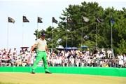 2017年 RIZAP KBCオーガスタゴルフトーナメント 3日目 池田勇太